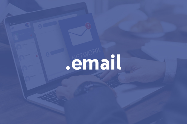 .email domain promotion