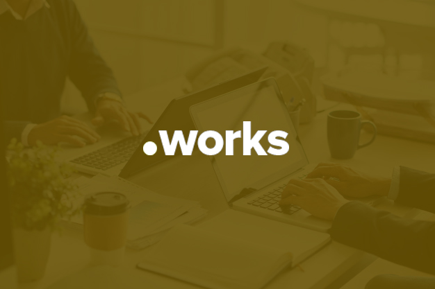 .works domain promotion