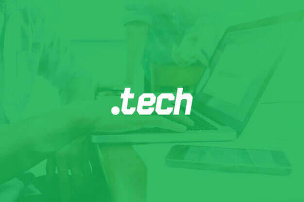 .tech domain promotion