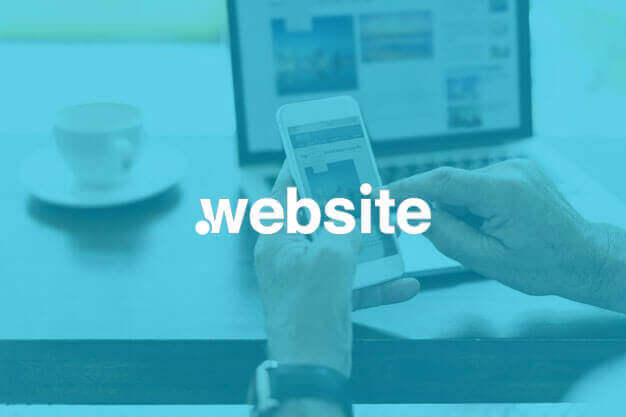 .website domain promotion