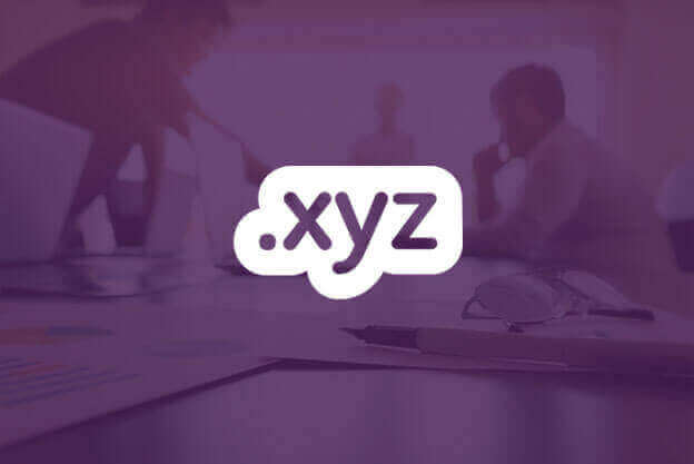 .xyz domain promotion